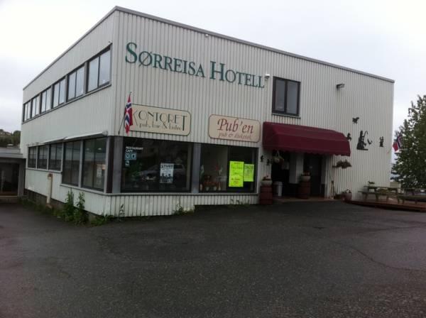 Sørreisa Hotell, Sørreisa