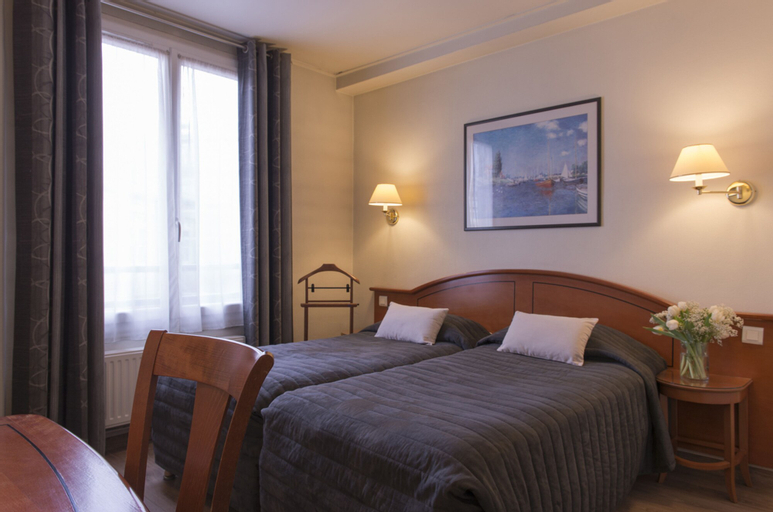 Hotel de Geneve, Paris