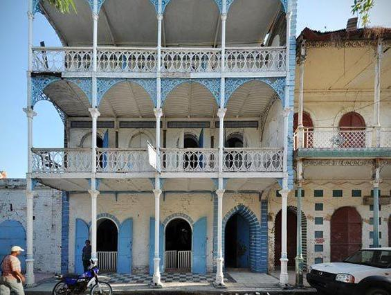 Historic Hotel Florita, Jacmel