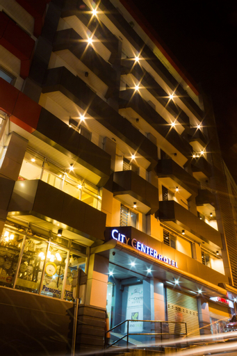 Baguio City Center Hotel, Baguio City