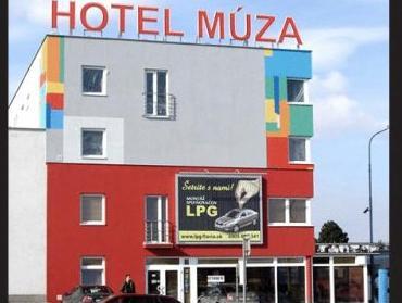 Hotel Muza, Košice IV