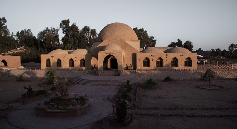 Shanda Lodge Desert Resort, Shurtah al-Dakhlah