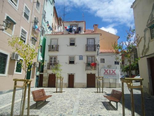 Casa Da Severa Apartments, Lisboa