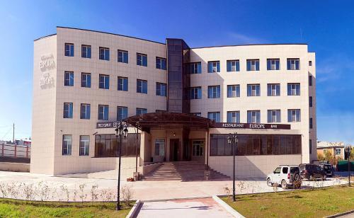 Business Hotel Europa, Khabarovskiy rayon