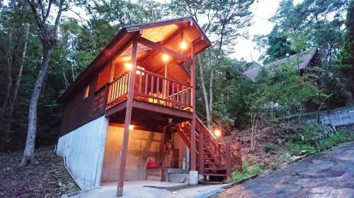 Rurikei Forest Cottage, Nantan