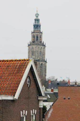 Pied a Terre Oostersingel, Groningen