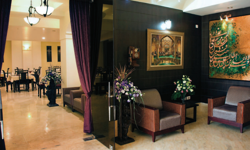 Hotel Sheikh Bahaee, Tiran and Karvan