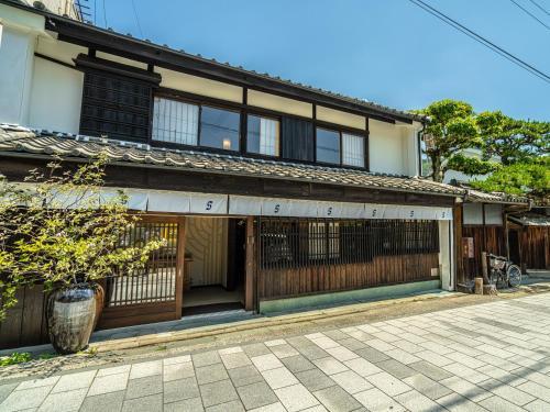 4S STAY Awaikeda Honmachi Street, Miyoshi