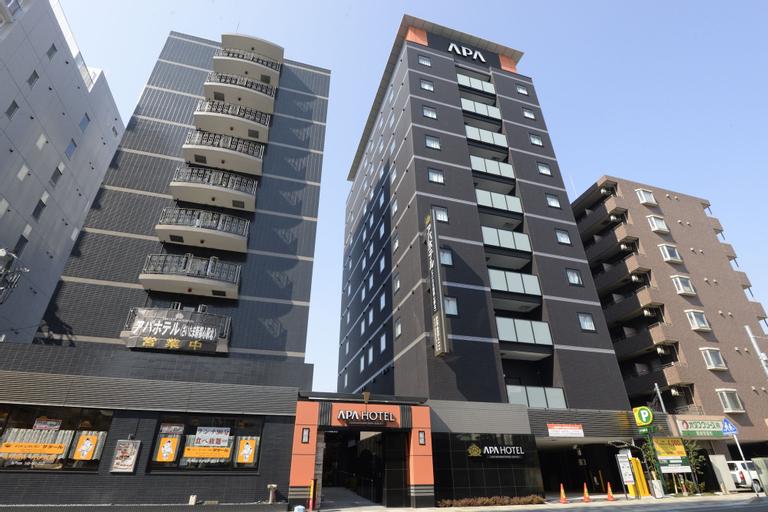 APA HOTEL SAITAMA SHINTOSHIN EKI-KITA, Saitama