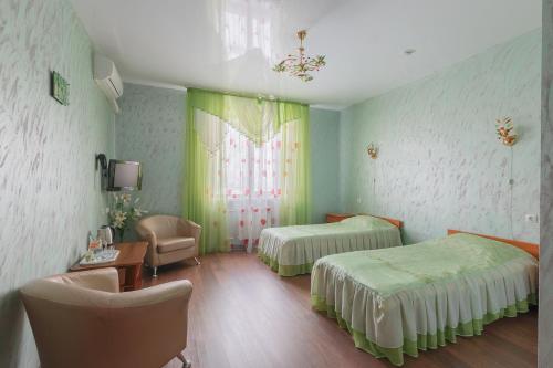 Грилуиз, Berezovskiy rayon