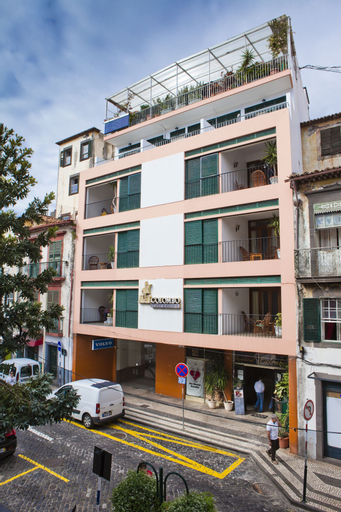 Hotel Residencial Colombo, Funchal