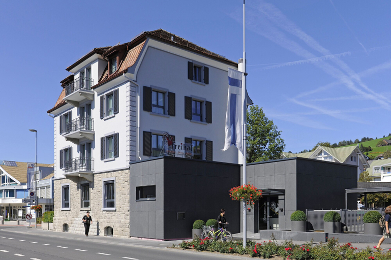 TOP Hotel Freihof Unteraegeri, Zug