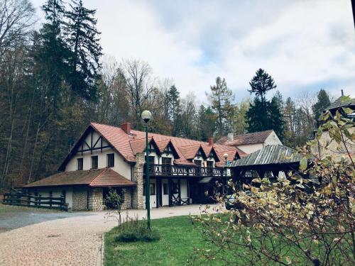 Skansen Gorniczo-Hutniczy w Leszczynie, Złotoryja