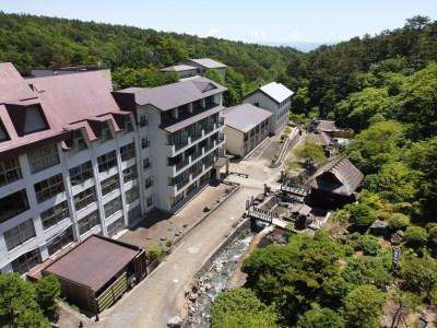 Ryokan Tamagoyu, Fukushima