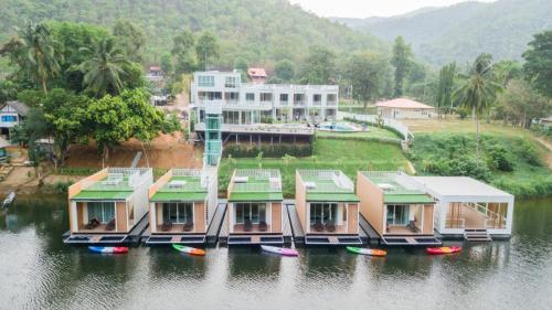 Erachon Raft Resort, Si Sawat