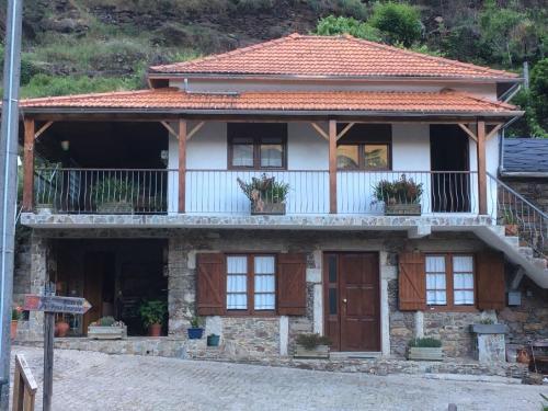 Casa do Volframio, Arouca