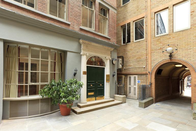 SACO Fleet Street - Crane Court, London