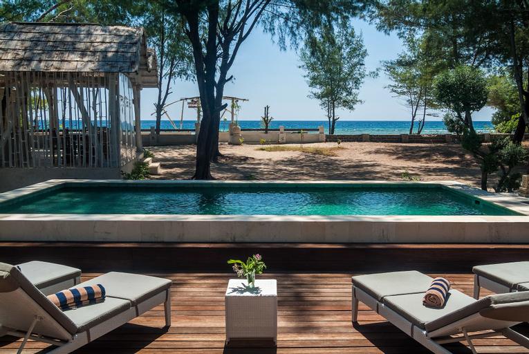 Villa Coral Flora, Lombok