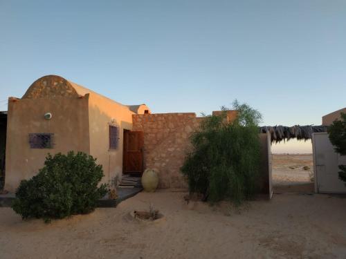 Grand Sud, la maison de sable, Douz