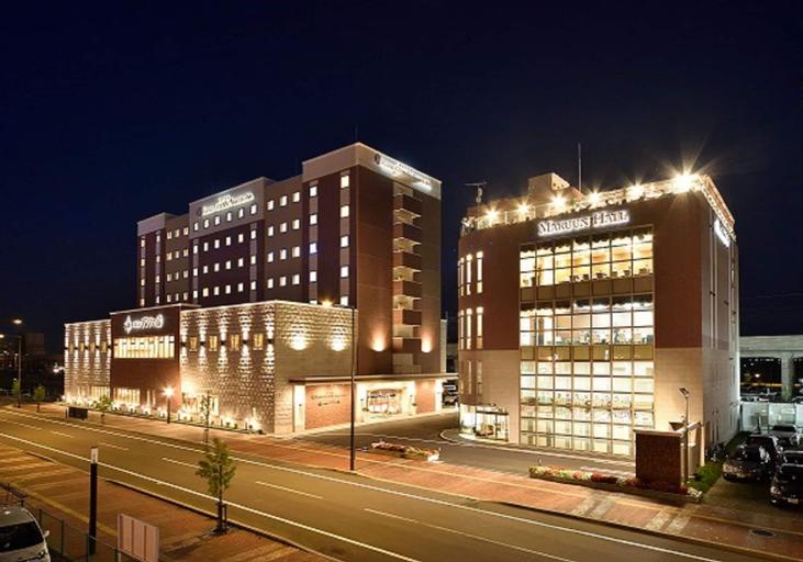 Hotel WBF Grande Asahikawa (Formerly: Hotel Rasso Grande Asahikawa), Asahikawa