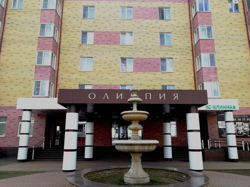 Hotel Olympia, Lyambirskiy rayon