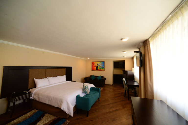 QUINDELOMA ART HOTEL AND GALLERY, Riobamba