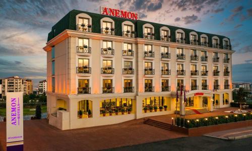 Anemon Diyarbakır Hotel, Merkez