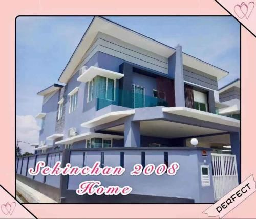 Sekinchan 2008 Home, Sabak Bernam