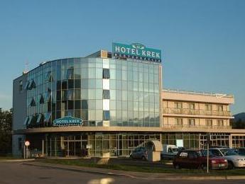 Hotel Krek, Radovljica