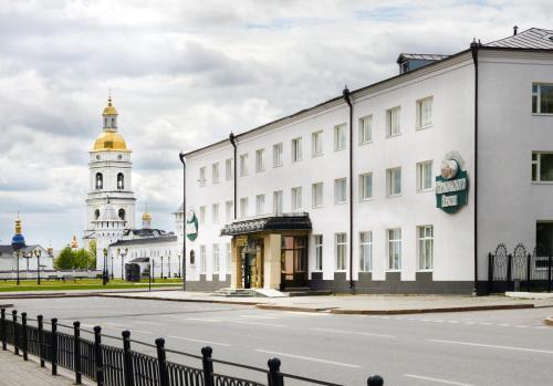 Hotel Siberia, Tobol'sk