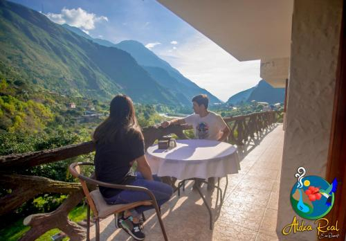 Aldea Real Eco Friendly, Baños