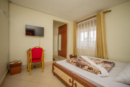 Wamala Lakeview Hotel, Mityana
