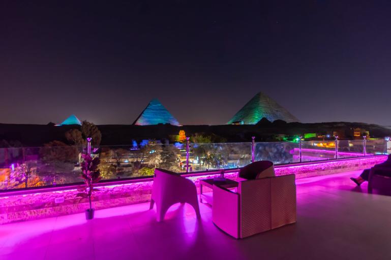Panorama Pyramids Inn, Unorganized in Al Jizah