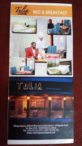 TULIA LODGE, Turbo