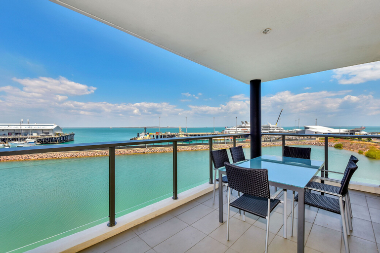 Accommodation at Darwin Waterfront, City - Inner