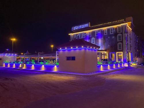 Swiss Blue Hotel,