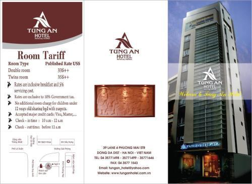 Tung An Hotel, Đống Đa