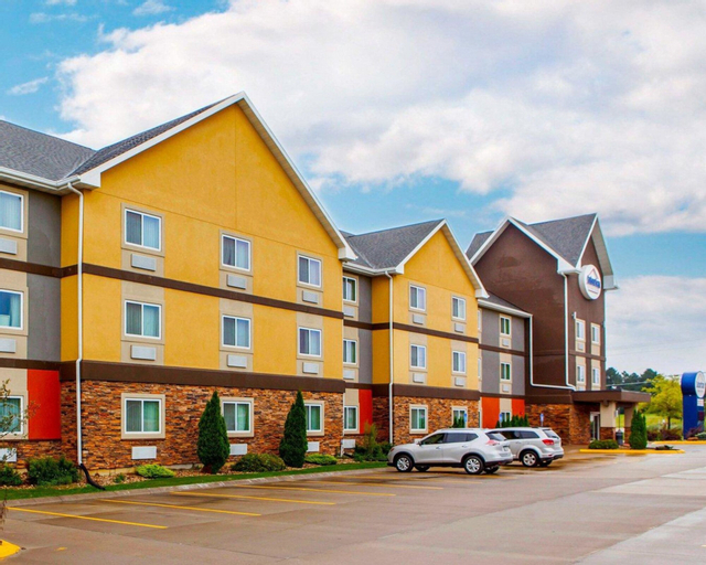 Suburban Extended Stay Hotel C, Black Hawk