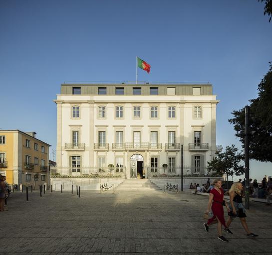 Verride Palácio Santa Catarina, Lisboa