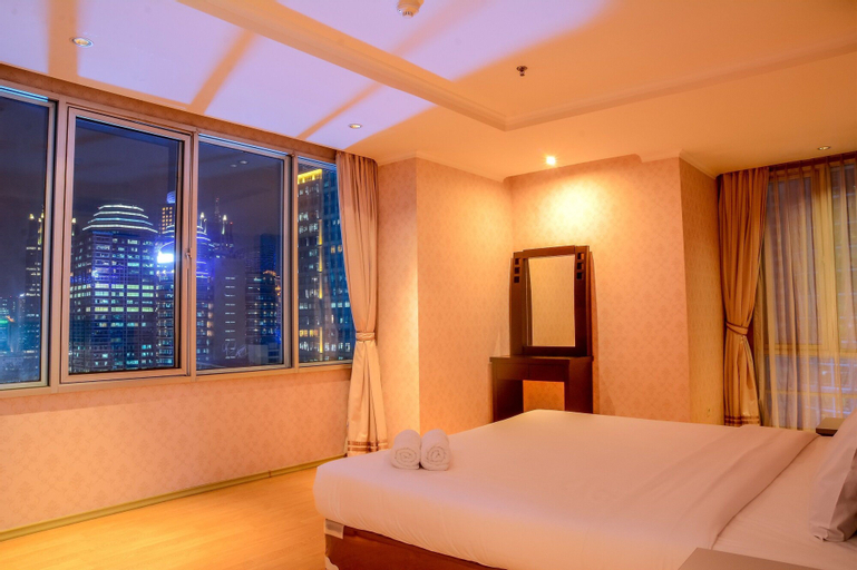 Spacious FX Residence with Mall Access, Central Jakarta