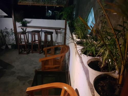 Villa Batu Keluarga NN, Malang