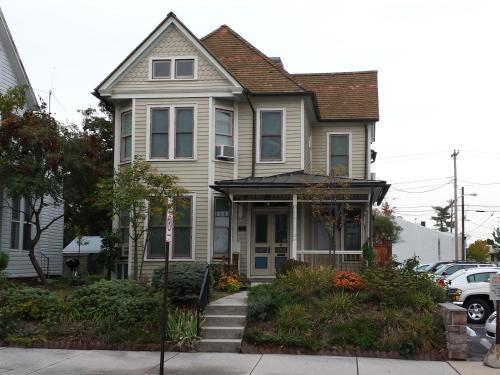 Culp House, Adams