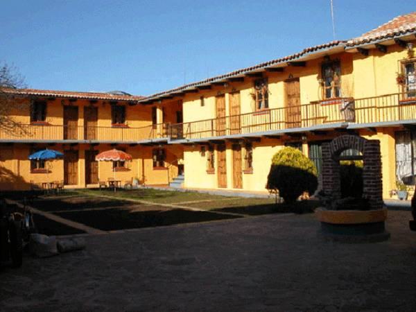 Hotel Tematico Mision Colonial, San Cristóbal de las Casas