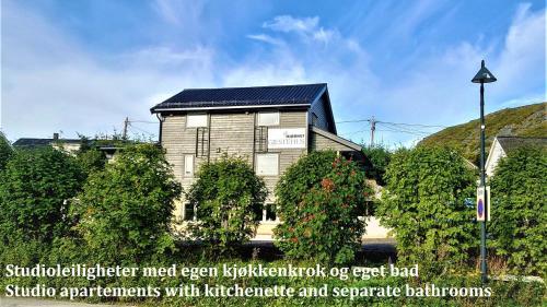 Pa Hjørnet Gjestehus, Skjervøy