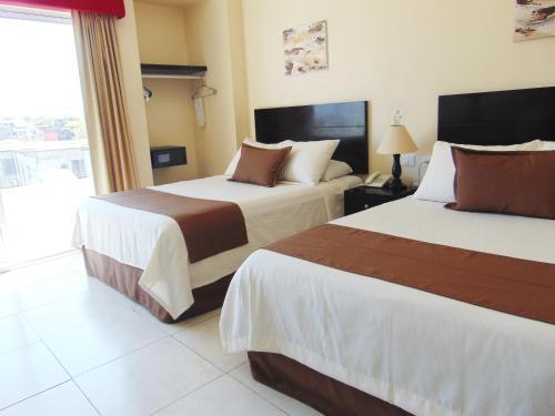 HOTEL VILLA MARGARITAS, Centro