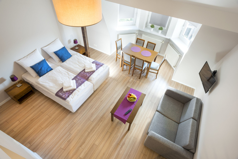 Emaus Apartments, Kraków City