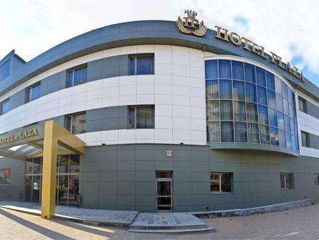 Plaza Hotel, Volzhskiy
