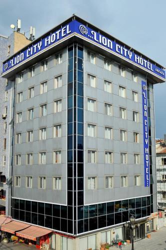 Lion City Hotel Ankara, Çankaya