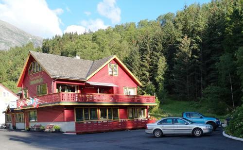 Kvamsdal Pensjonat 3, Eidfjord