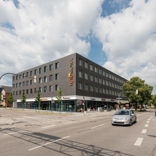 LETOMOTEL MUNICH CITY OST, München